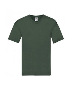 Fruit Of The Loom Mens Original V Neck T-shirt