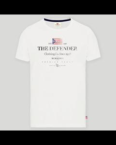 The Defender T-shirt Med Tryck