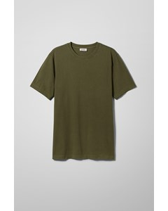 Frank Washed T-shirt Green