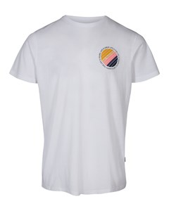 6204129, T-shirt - Hector Ss White