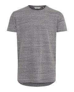 6204106, T-shirt - Halbert Ss Med Grey M