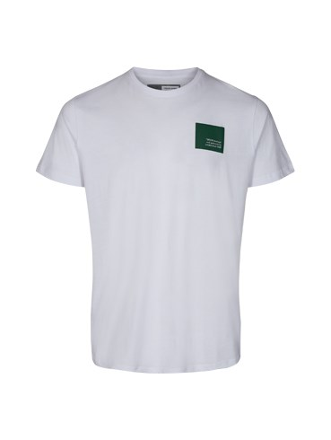 Solid 6204126, T-shirt - Dave Ss White