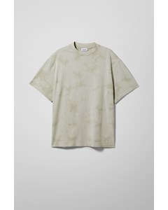 Great Tie Dye T-shirt Grey