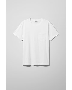 Jayden Pocket T-shirt White