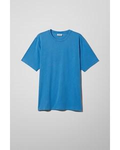 Frank Washed T-shirt Blue