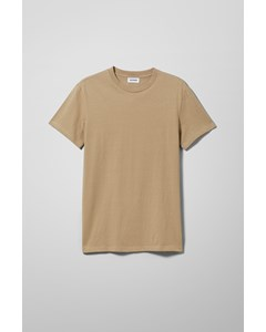 Alan T-shirt Beige
