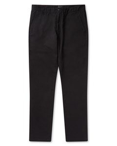 Watney Slim Fit Cotton Chino Black