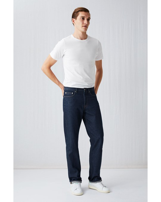Arket Trousers Blue