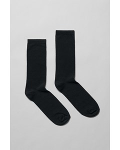 Feet Socks Black