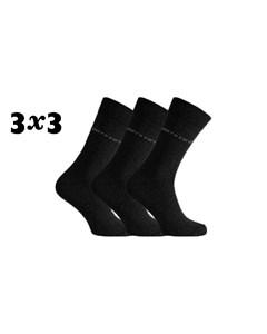 Pierre Cardin 9-pack Sokken Black