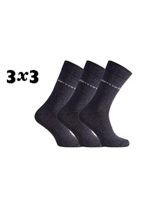 Pierre Cardin 9-pack Sokken Grey