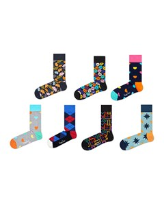 Happy Socks 7-pack Weekmix Multi