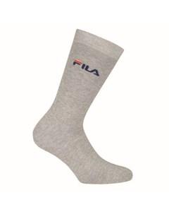 3-pack Fila Socks Street Grey