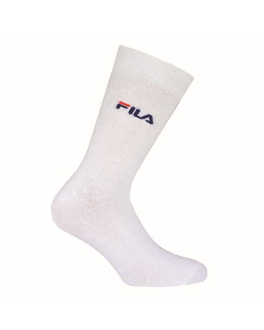 Fila 3-pack Fila Socks Street White