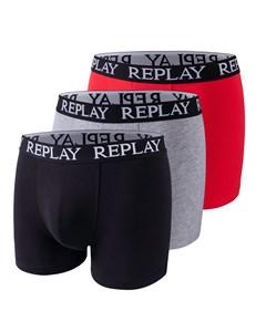 Replay 3-pack Basic Boxers Multi