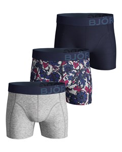 Shorts Bb French Flower 3-pack