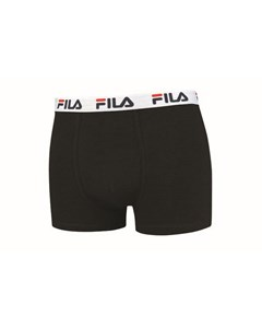 Boxer W. Contrasting Waistband Black