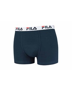 Boxer W. Contrasting Waistband Navy