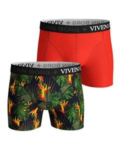 Shorts Bb Tropicality 2p