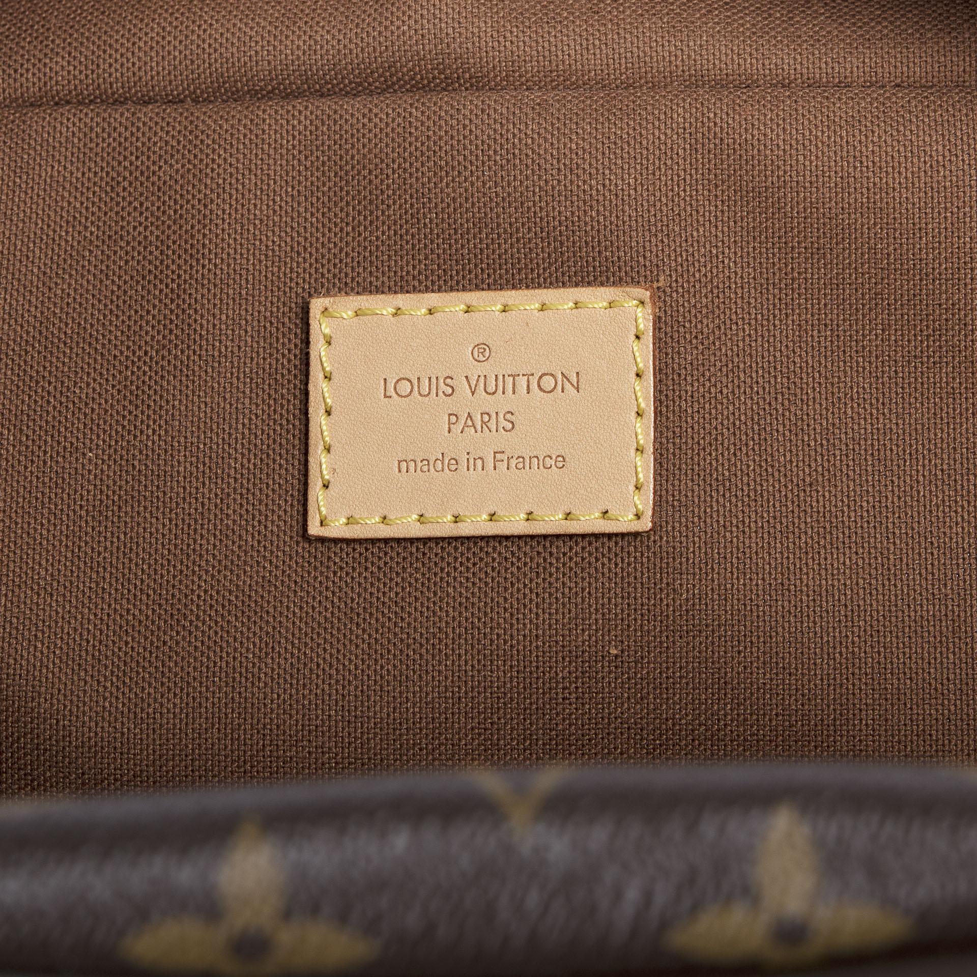 bdd41ace5d22 Louis Vuitton Icare Computer Bag Monogram Canvas