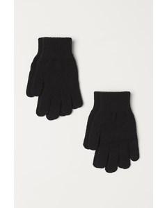 Magic Gloves 2-pack Black