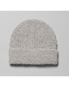 Shea Knitted Beanie Grey