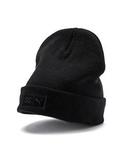 Sg X Puma Style Beanie Black