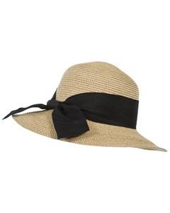 Trespass Womens/ladies Brimming Straw Summer Hat