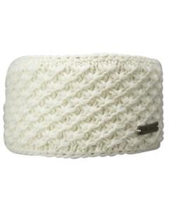 Cross Top Headband Offwhite