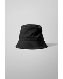 Attitude Bucket Hat Black