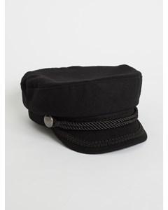 Cinna Cap Black