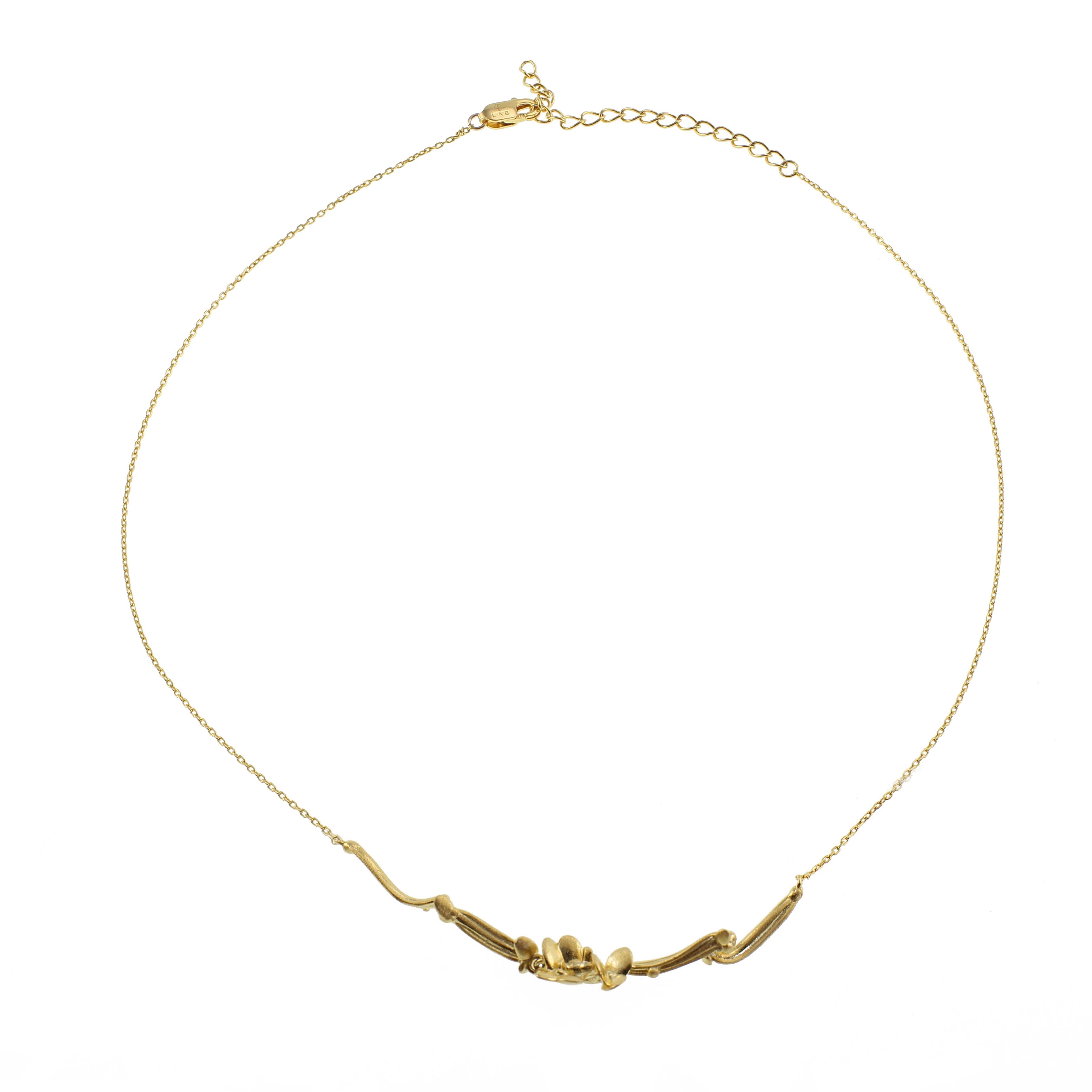 Lea Flower Necklace | Upp till 70% |