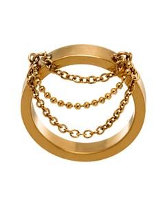 Draper Ring Matt Gold