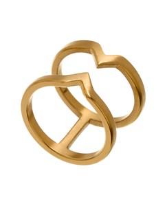 Victory Ring Matt Gold