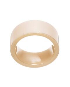 Materia Ring Ceramics White