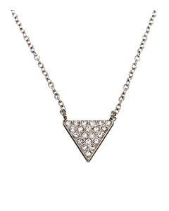 Mountain Necklace Long Steel
