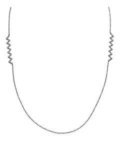 Alpine Necklace Steel