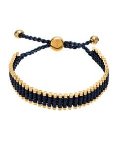 Patron Armschmuck Blau/Glänzend Gold