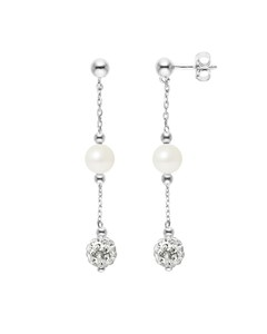 Be Loved - Earrings Balls Pendant - Woman