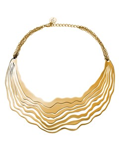 Whisper Necklace Gold