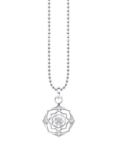 Necklace Crown Chakra 925 Sterling Silver