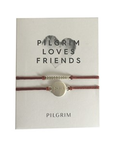Friendship Bracelet Silver Plated