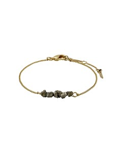 Alisa Bracelet Gold Plated