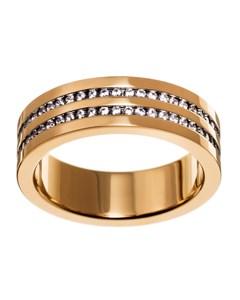 Josefin Ring Double Gold