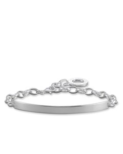 Charm Bracelet Classic 925 Sterling Silver