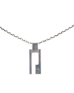 Gucci Silver-tone Necklace Silver