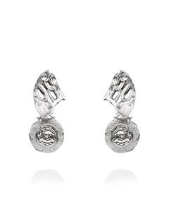 Divine Earrings Silver