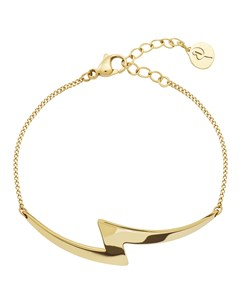 Lightning Bracelet Gold