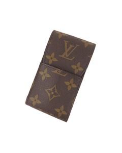 Louis Vuitton Monogram Etui Cigarette Case Brown