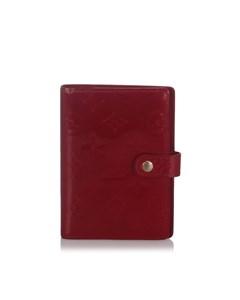 Louis Vuitton Vernis Agenda Pm Red